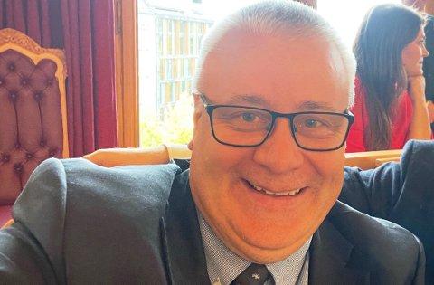 Bård Hoksrud er valgt som medlem for Frp inn i Stortingets helse- og omsorgskomite.