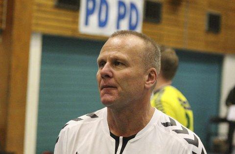 Neste sesong: Urædd-trener Rune Bjaaland vil sette strek over årets sesong og se fram til ny sesong til høsten.