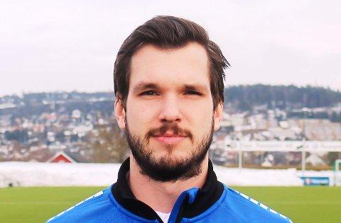 TRAVEL: Fysioterapeut Thomas Berge Ellingsen.