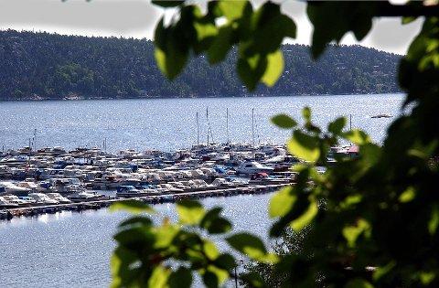 IDYLL: Norge har nærmest badet i sol i pinsen. Men nå kommer et værskifte.