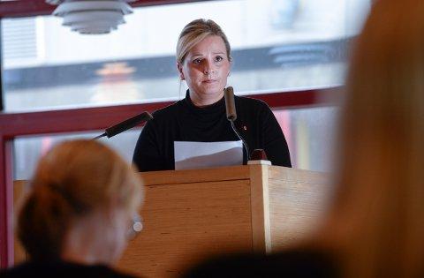 Linda Eide, leder Rana Arbeiderparti.