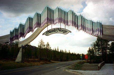 Den sydligste opsjonsparsellen i Grane går fra Trøndelag grense til Majahaugen.