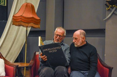 Edvard Schiffauer og Ivan Binar skrev Nøkkemannen Lucian mens de satt i fengsel for å ha satt opp et stykke som kritiserte regimet. – Når det var en barneopera hadde de ikke grunn til å mistenke at stykket kom til å påvirke noen, sier Schiffauer.