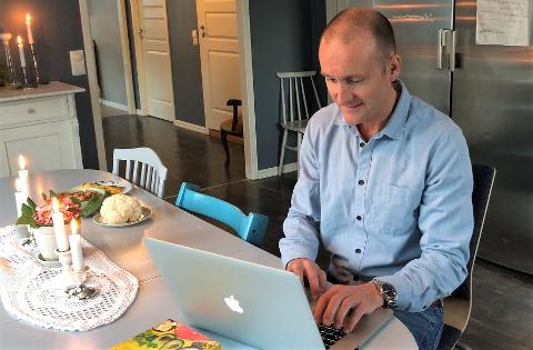 ENGASJERER: – Det er gledelig at så mange engasjerer seg i kostholdsdiskusjonen, sier lege og forfatter Øyvind Torp.
