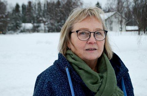SENDTE BREV: Brukerutvalget i Sykehuset Innlandet har sendt brev til styret i Sykehuset Innlandet, styret i Helse Sør-Øst og helseministeren der de kommenterer de tre strukturalternativene. Gunn Rauken (bildet) er leder i brukerutvalget.