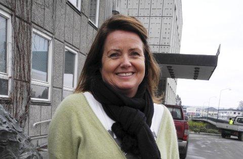 VIKTIG ARBEID: SLT-koordinator Karianne Berg i Ringerike kommune. Foto: Øyvind Lien