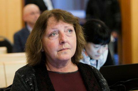 Lisbeth Kristine Røyneland, lederen av Nasjonal støttegruppe etter 22. juli-hendelsene.