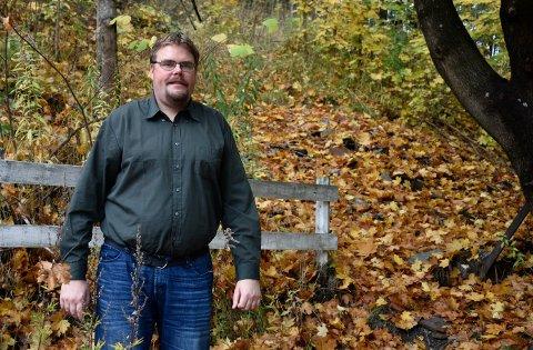 VANSKELIG: – Det har vært mange utfordringer i livet, innrømmer Tor Øyvind.