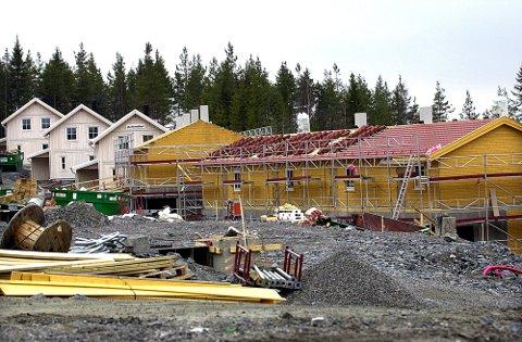 GUNSTIG: Det er for gunstig å kjøpe bolig, mener flere næringslivstopper. De mener det er større behov for å skape arbeidsplasser.    foto:Geir Egil Skog