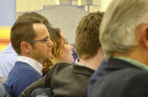 JO: Knut Martin Winther (KrF) støtter kirken som vil ha mer penger fra kommunen.