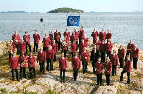 110 ÅR: Tofte Musikkorps har sin opprinnelse fra industrien på Tofte, og har overlev fabrikkdøden. Nå feirer de 110 år med konsert i Tofte Samfunnshus lørdag.