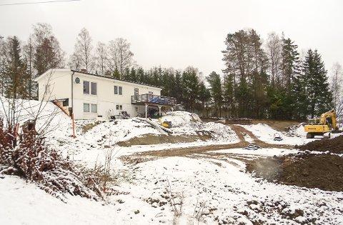 FØRST STOPPORDRE: Asker kommune ga først stoppordre til prosjektet i Rudshagen, så tvangsmulkt.