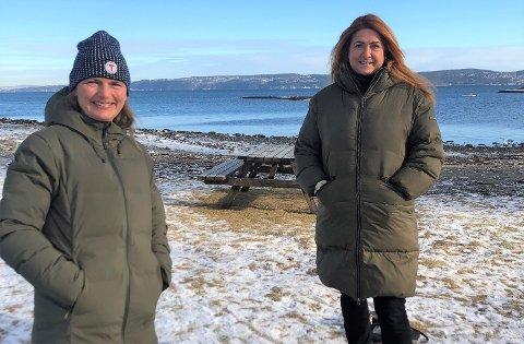 KYSTKOMMUNEN ASKER: – Vi har ventet på en helhetlig plan for bevaring av Oslofjorden, og vi har alt som skal til for å etablere et et informasjons- og opplevelsessenter for å ivareta planen, sier Asker-politikerne Lene Conradi og Elisabeth Holter-Schøyen..
