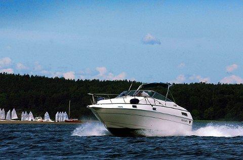 Forsikret? Har du glemt å forsikre din fritidsbåt? Du er i så fall ikke alene. FOTO: Moss Avis