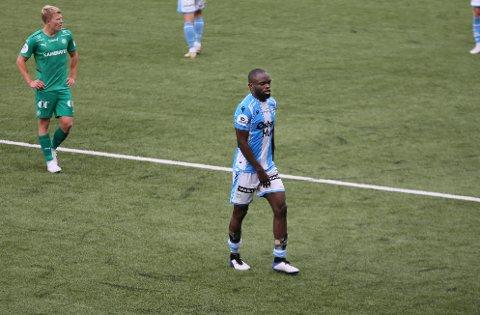 Landu Landu scoret mål, men det var ikke nok mot HamKam.