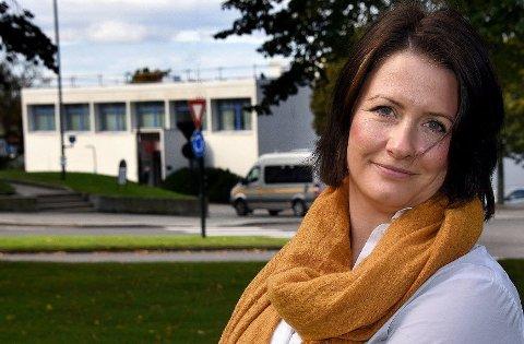 På rett spor: Leder for kultur og oppvekst i kommunen, Therese Thorbjørnsen, synes tallene fra Telemarksforsking er gledelige.