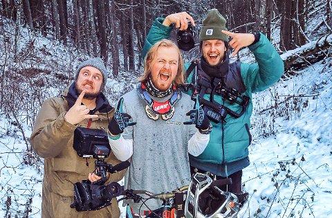 NY FILM: Brage Vestavik har sammen med Blur Media og Herman Bøgeberg og Axel Rødningen laget en ny film. Filmen er spilt inn i Mysen. Se filmen nederste i saken.