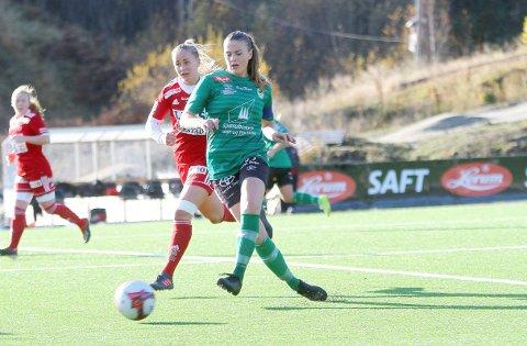 Jannike Orrestad Andersen er på sjetteplass.