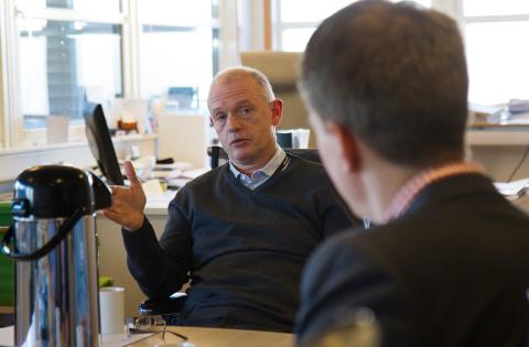 IKM-sjef Ståle Kyllingstad mener salget vil trygge arbeidsplasser.