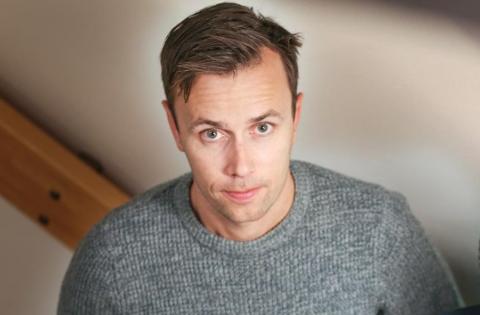 Øystein Lunde, hovedtillitsvalgt i Utdanningsforbundet Sola.