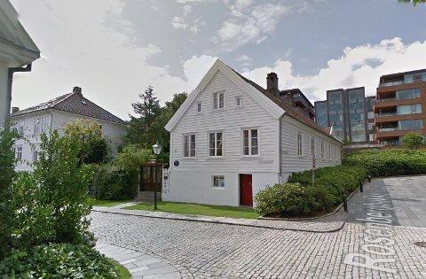 Blidensol kan være den eldste boligen i Stavanger. Den kan også ha blitt bygget av en solabu, den gang da.