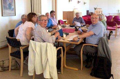 Porsgrunn kirkelige fellesråd avgjorde saken på et møte tirsdag.