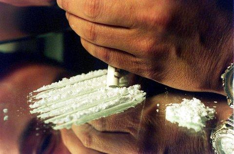 AVSLØRT: Etter at en 30-åring fra Vest-Telemark ble tatt for ruskjøring, sjekket politiet både bilen og boligen hans, hvor de fant både ecstasytabletter, kokain og cannabis.