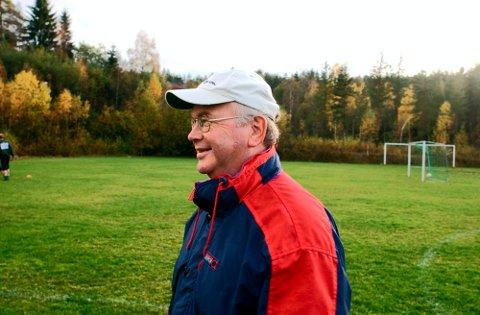 SKUFFET: Stifter og tidligere lagleder, oppmann og styremedlem i NFK, er skuffet over gårsdagens kamp mot bunnlaget Tromsdalen.