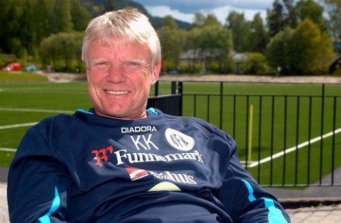 DØDE: Brått og uventet døde fotballprofilen og rektoren Kjetil  Sundvor Kvaale på en ferietur. Han ble 58 år gammel.