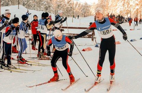 SKIANLEGG: Tre søknader om tiltak på Grønkjær topper  prioriteringslista for ordinære idrettsanlegg, og er søknader som var igjen etter runden i 2019. Dette bildet er fra KM sprint i 2009.