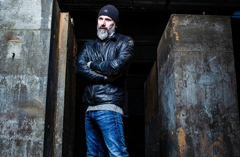 I GANG; Jo Henning Kåsin fra Gvarv satser internasjonalt med bandet Kaasin.
