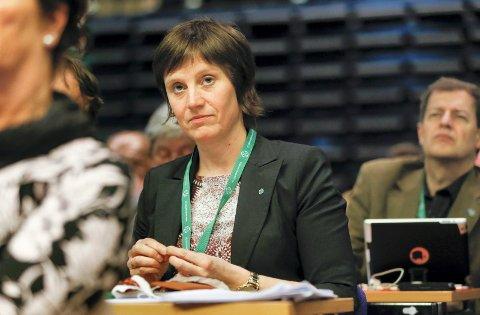 Kjersti Toppe, Senterpartiet.