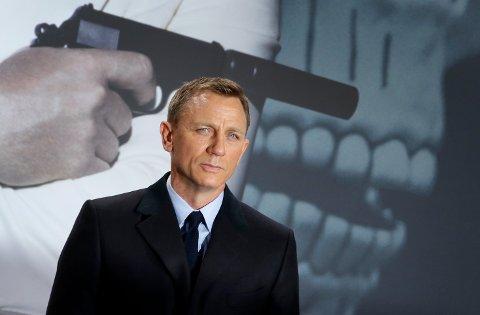 James Bond-film blir spilt inn på Atlanterhavsveien denne uken.
