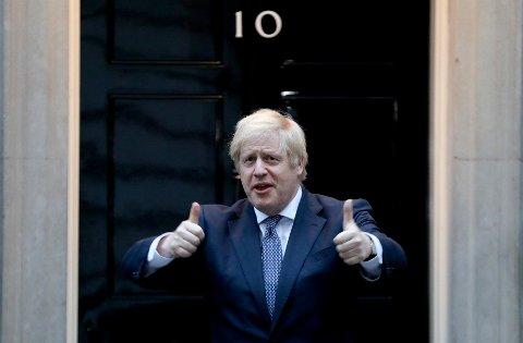 Boris Johnson fryktet det verste.