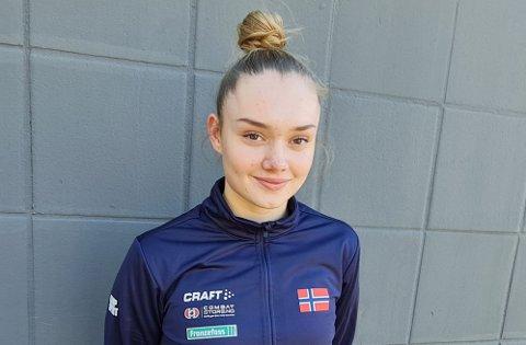 Mari Romundset Nilsen har mål om å hevde seg internasjonalt i taekwondo.