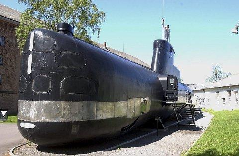U-båt: Fram til september har Marinemuseet i Horten åpent alle dager fra klokken 12 til 16. Gratis å komme inn.