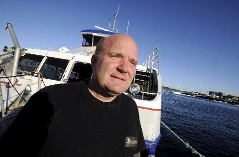 KLAGER: Arne Osmundsvaag og Flybåten AS har klaget Nøtterøy kommune inn for Klagenemnda for offentlige anskaffelser.