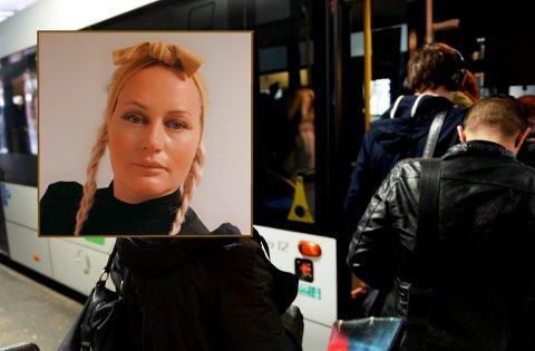 ETTERLYSER STRENGERE REGLER: Tina Nygaard er oppgitt over at smitteverntiltakene ikke blir tatt på alvor.