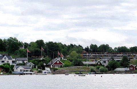 VIKTIG: Statistisk sentralbyrås opplysninger om at 70 prosent av strandsonen rundt Oslofjorden er utilgjengelig for folk flest er et viktig argument for å si nei til at kommunene skal få økt rett til å gi unntak fra plan- og bygningsloven, mente det rødgrønne flertallet i fylkestinget.