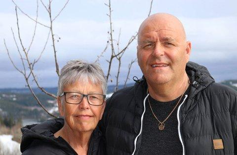 ILDSJELER: Heidi og Walfred Andersson har gjort en fabelaktig innsats for lokalsamfunnet i Malm. Og jobben er på ingen måte over.