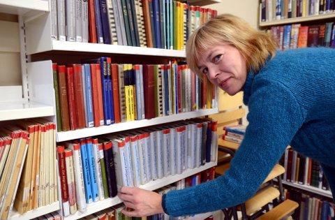 Egne tips: Turid Bjørgo er biblioteksjef i Etnedal.