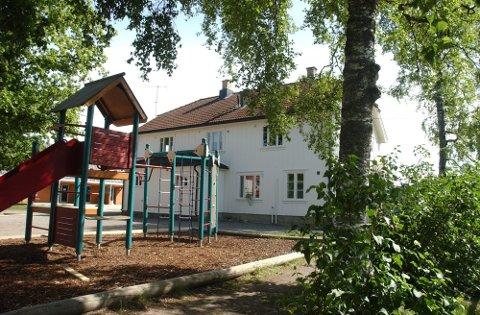 SKAPERLIVOGLEVEN:Nygård barnehage på Øvre Nygård er en av fem kommunale barnehager i Nittedal.