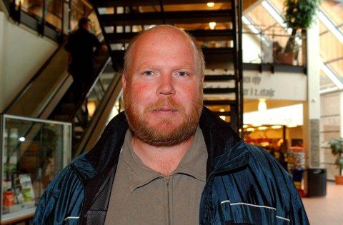ADMINISTRERER NETTVERK NITTEDAL: Tor-Erik Andreassen opplever at flere negative innlegg i Nettverk Nittedal stjeler oppmerksomhet fra det han vil at gruppen egentlig skal handle om.