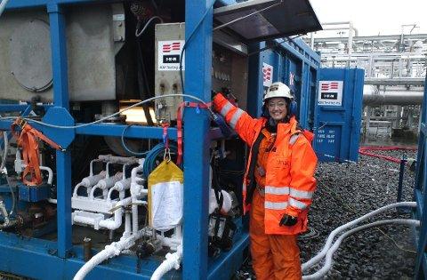 IKM Testing har inngått en viktig avtale med Statoil. FOTO: TIDENS KRAV