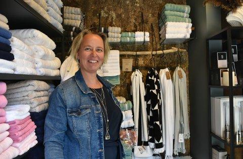 Monica Hansen satser på ny interiørbutikk i Son etter at familiebedriften Hansen & Dysvik ble avviklet.
