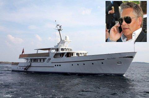 NY EIER: Den nye eieren av Abrahamsens «Riva Italia» er stryningen John Olav Lefdal.