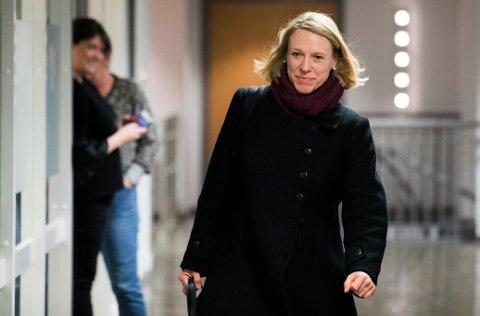 Anniken Huitfeldt, nytt styremedlem i Elden.