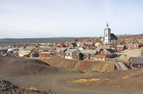 Miljøpris: Røros kommune oppretter en miljøpris som skal deles ut for første gang i år. Foto: Tor Enget