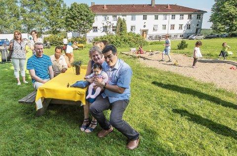 FLERE ASYLMOTTAK LEGGES NED: Bjørnebekk asylmottek ble lagt ned da avtalen med UDI gikk ut 1. juli 2017.
