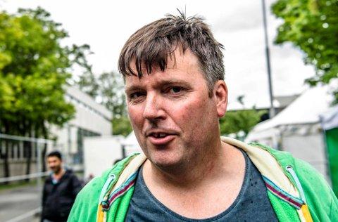 REGNET BORT: Dårlig vær må ta skylden for at publikum sviktet årets ÅsMart'n som dermed gikk med underskudd.